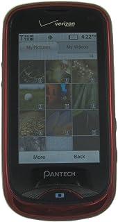 amazon com pantech jest txt8040 pre paid cdma cell phone for rh amazon com Verizon Pantech Prepaid Cell Phone Pantech Caper Drivers