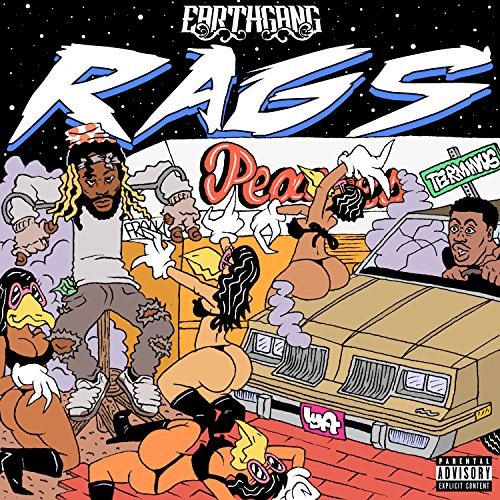 Rags - EP [Explicit]