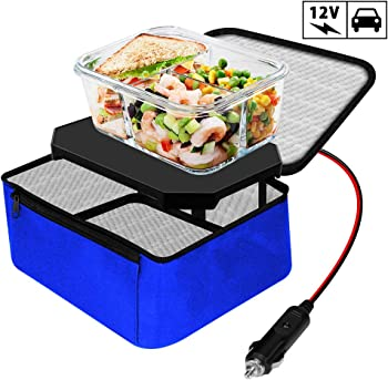 TrianglePatt Personal Portable Oven with Lunch Bag