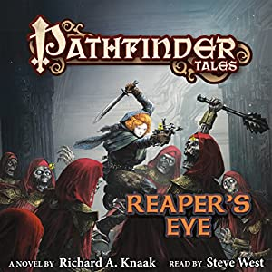 Pathfinder Tales: Reaper's Eye Audiobook