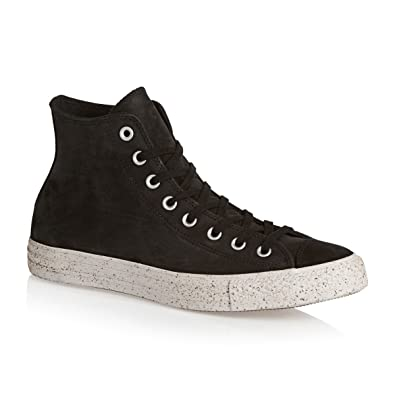 fc7132696cae Converse Men s Chuck Taylor All Star High Top Nubuck Sneakers