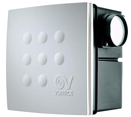 Vortice 12065 - Ventola centrifuga da bagno di scarico con controllo ...