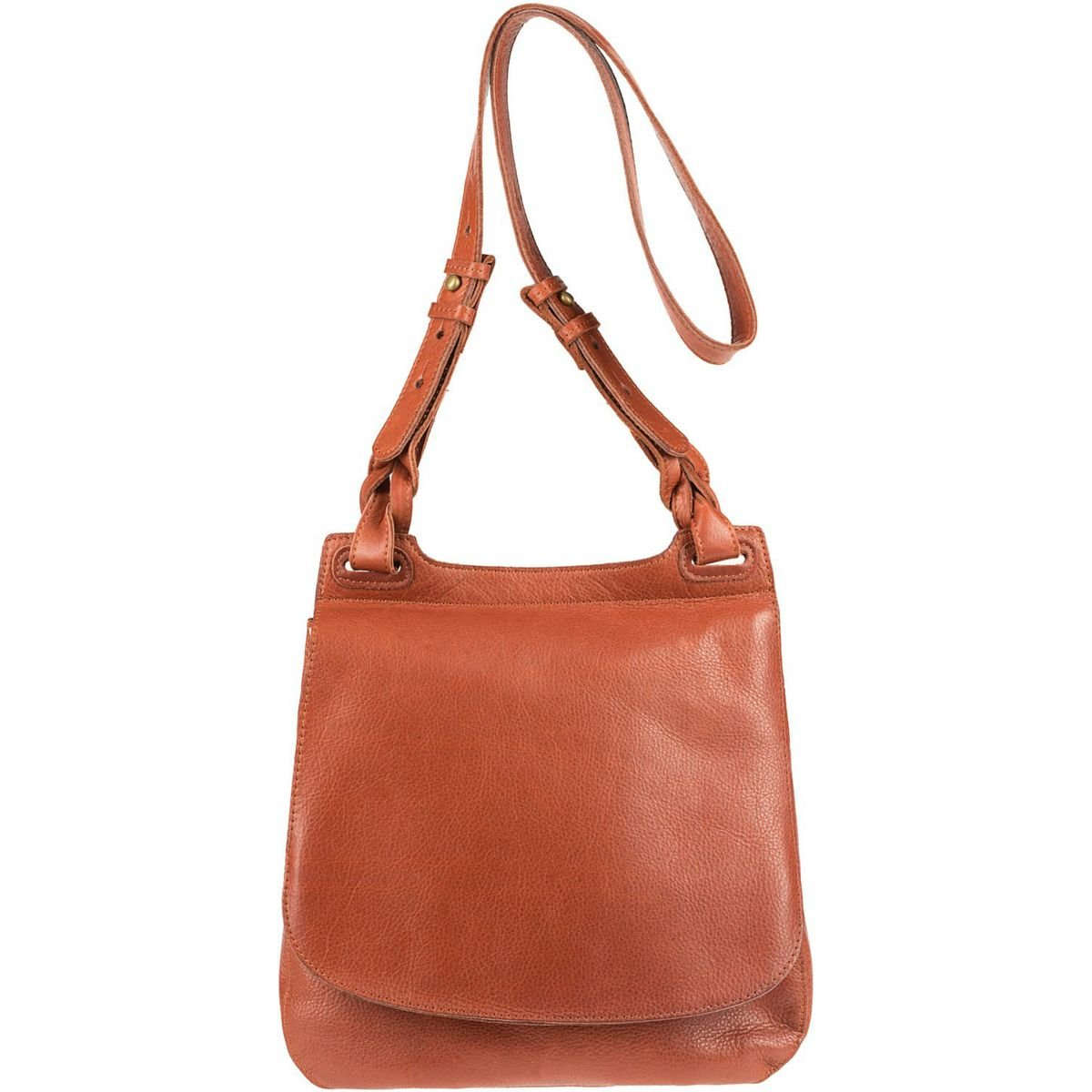 Will Leather Goods Cirrus Saddlebag Cognac, One Size by Will Leather Goods