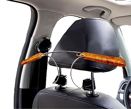 Zento Deals Auto asiento reposacabezas perchero chaquetas y ...