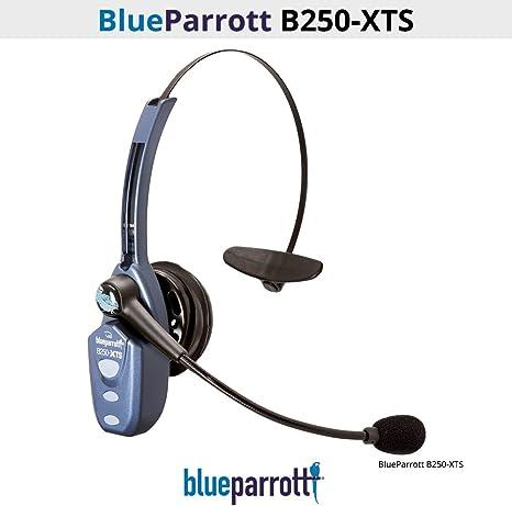 Renewed VXi BlueParrott 202720 B250-XT 89 Percent Noise Canceling Bluetooth Headset