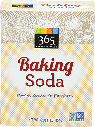 365 Everyday Value Baking Soda, 16 Ounce