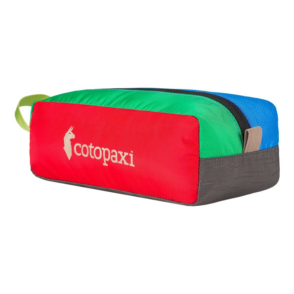 Cotopaxi Del Día (One of a Kind) Dopp Kit - Toiletry Travel Bag Organizer