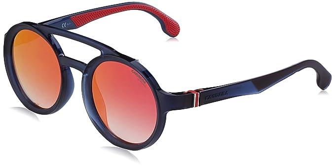 Amazon.com: Gafas de sol Carrera 5046/S 0IPQ Matte Bl Blue ...