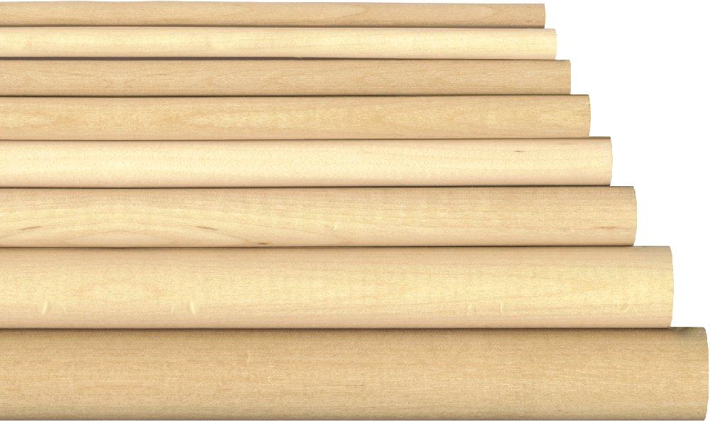 1-1/4'' X 36'' Dowel - Birch (Box of 40)