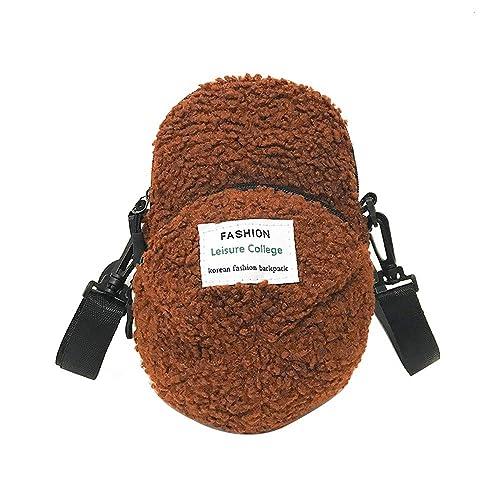 ab4b86555036b Frau Persönlichkeit Hut Tasche Einfach Und Schön Behaart Student Tasche  Handtasche