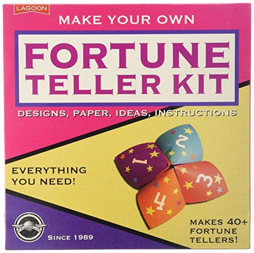 Family Games Vintage Planet Fortune Teller (Paper Fortune Tellers)