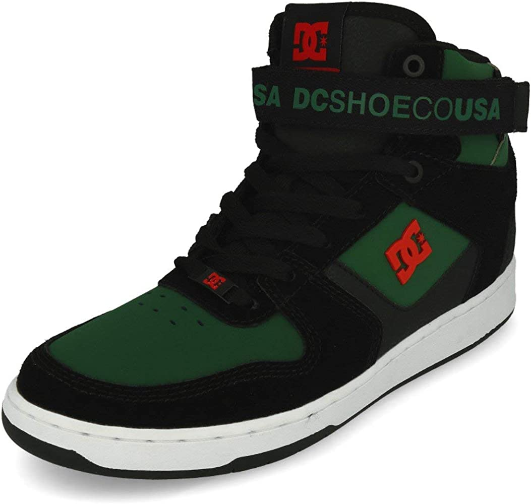 DC Shoes Pensford Hi - High-Top Leather