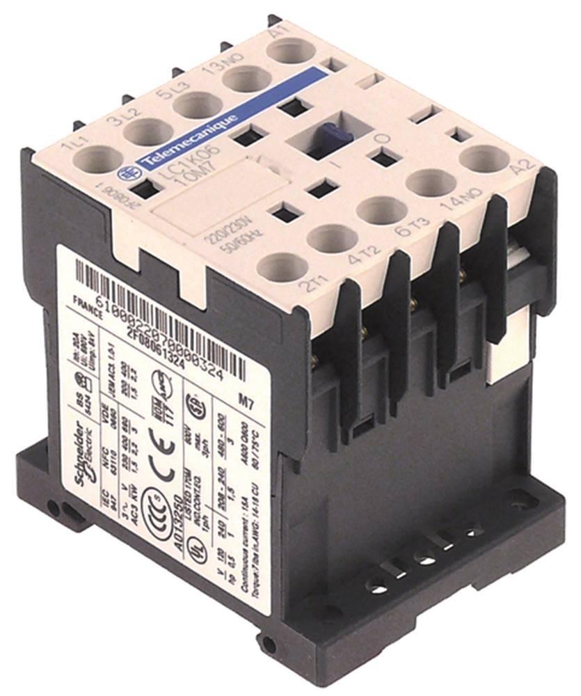 TELEMECANIQUE LC1K0910M7 - Protector de potencia para ...