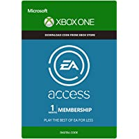 EA Access 1 Month Subscription (Xbox One) Digital Download - Code EMAILED