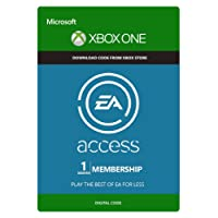 EA Access 1 Month Subscription (Xbox One) FIFA 18 Early Access - Code EMAILED