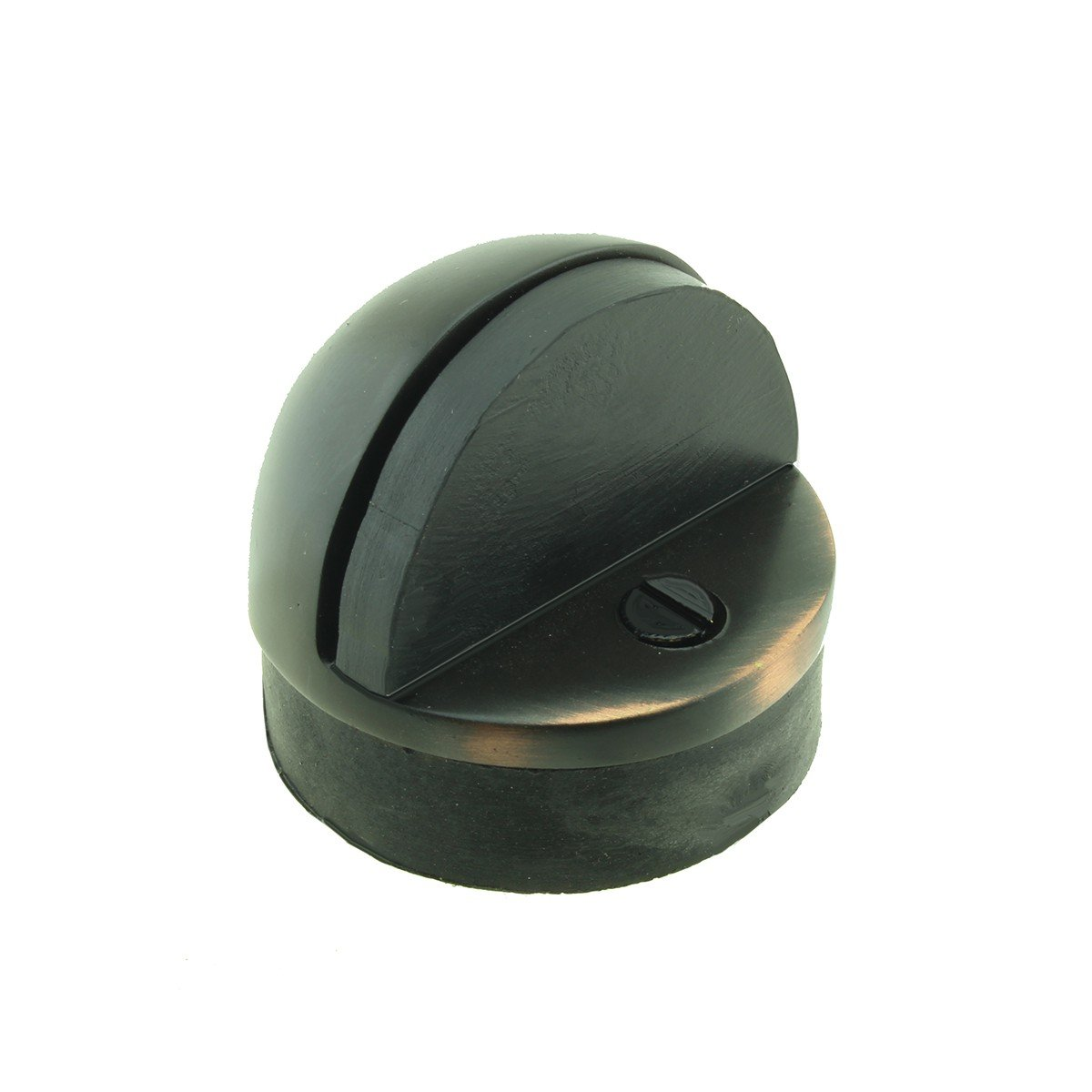 Oil Rubbed Bronze Door Stopper Adjustable Height Floor Mount Door Stop