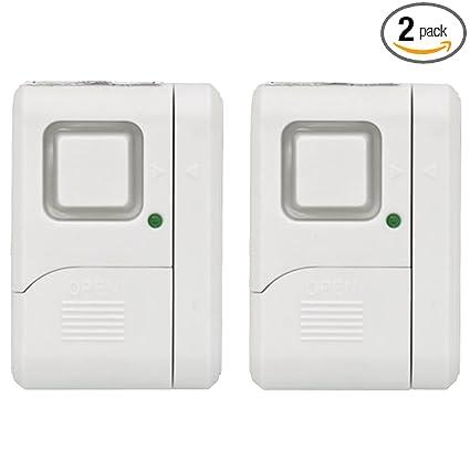 GE Personal Security Window/Door Alarm, DIY Home Protection, Burglar ...