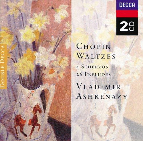 Chopin: Waltzes; 4 Scherzos; 2...