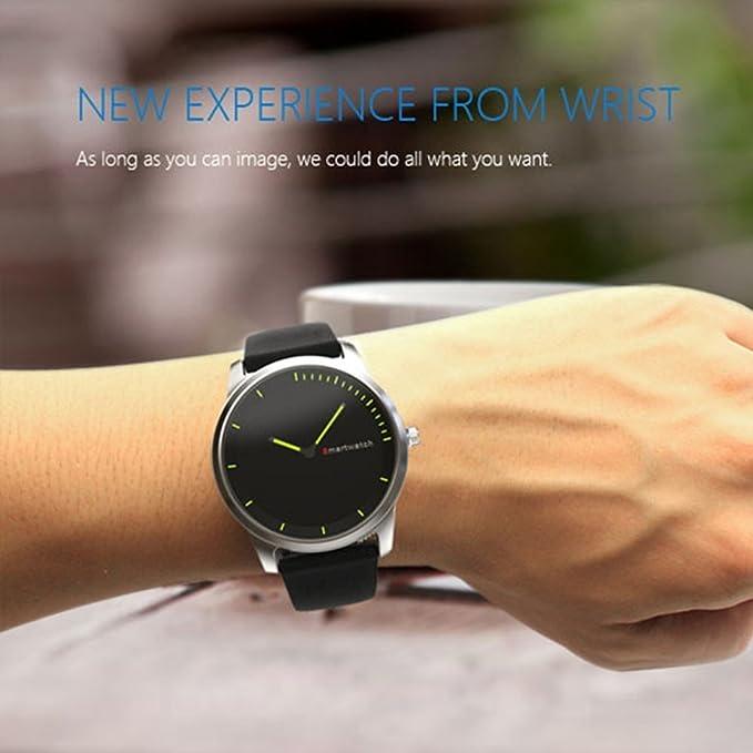 Dax-Hub N20 Smartwatch deportes al aire libre IP68 impermeable natación reloj cuarzo Bluetooth Smart pulsera Fitness Tracker; inteligente reloj de pulsera ...