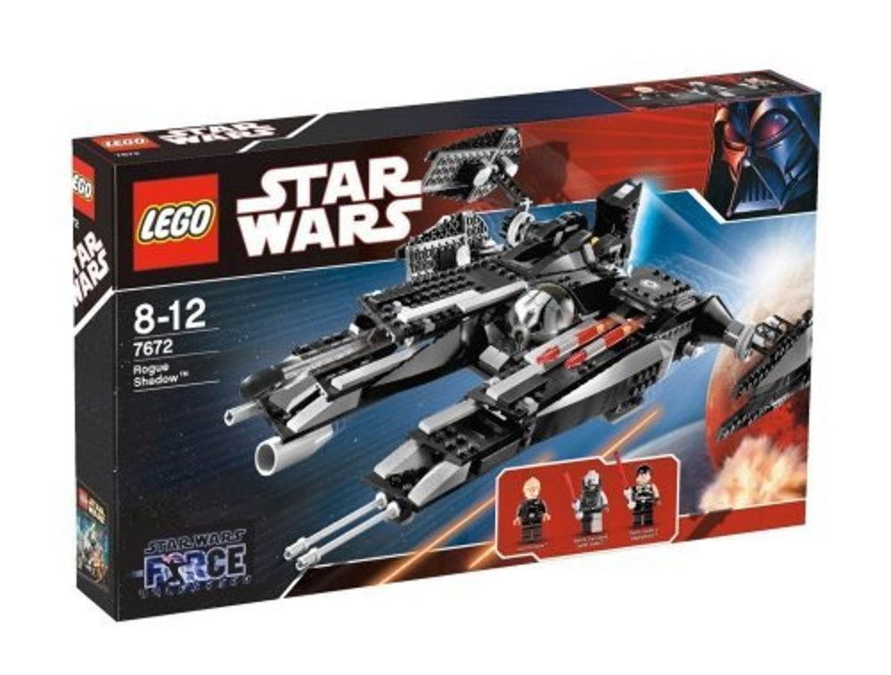 LEGO Star Wars 7672 - Rogue Shadow