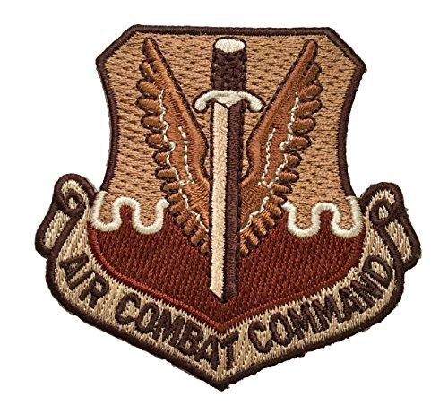 USAF Air Combat Command Patch - Desert (Command Air Patch Combat)