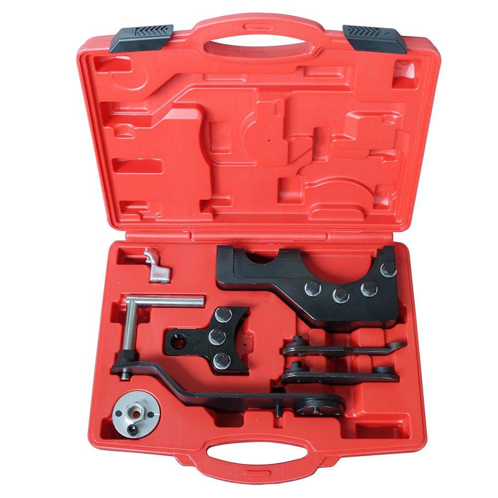 Hansemay Camshaft Moteur Timing Tool Kits pour VW BAC Noir AJS AX AXD BPC AYH 2.5 4.9 Pd