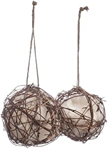 Trenton Gifts Globe Hummingbird Nesters | Set of 2