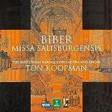 ビーバー:53声部のザルツブルク大聖堂のためのミサ
