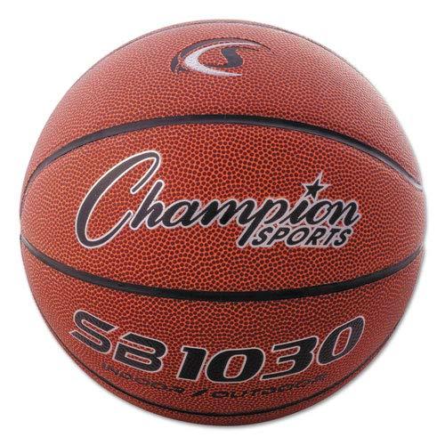複合バスケットボール、公式中間、29インチ、ブラウン B00CLDSIDU