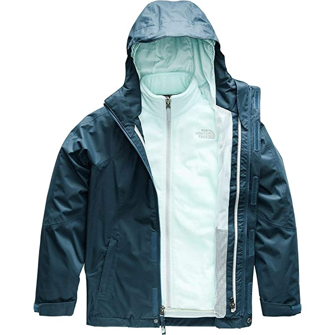 2ad707871 THE NORTH FACE Girls Mountain View Triclimate Jacket: Amazon.co.uk ...