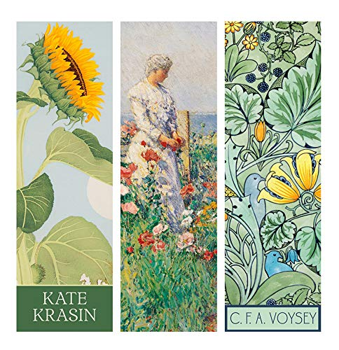 Bookmarks Gifts for Book Lovers Gardening Gifts for Readers Sunflowers & Gardens Set 3