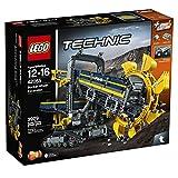 LEGO Technic 42055 Bucket Wheel Excavator Building Kit (3929-Piece)