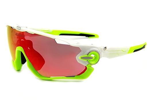 15 opinioni per Queshark TR90- Occhiali da sole con lenti polarizzate per ciclismo, sportivi,