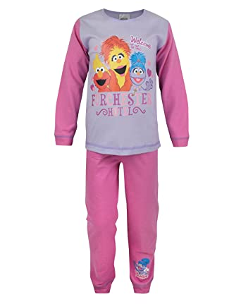 8069a16dc1c4 Official Furchester Hotel Girl s Pyjamas  Amazon.co.uk  Clothing