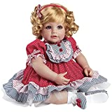 Adora Toddler Dream Boat 20'' Girl Weighted Doll Gift Set For Children 6+ Huggable Vinyl Cuddly Snuggle Soft Body Toy