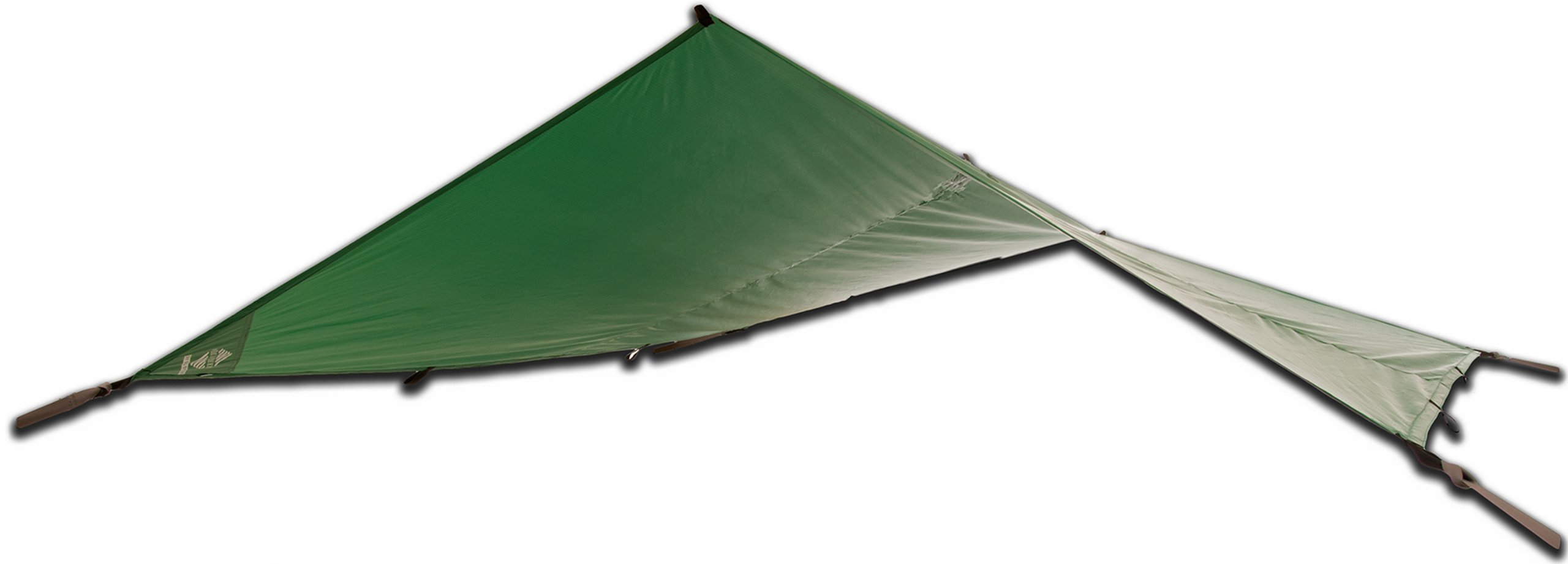Aqua-Quest The Mummy Combo 2-pc Camping System - 100% Waterproof - 13 x 10 ft Large Guide Tarp - Green by Aqua Quest (Image #2)