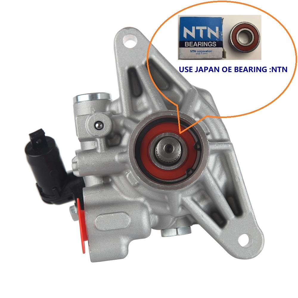 Steering System New Power Steering Pump Fits Honda Civic 1.8L 2006 ...