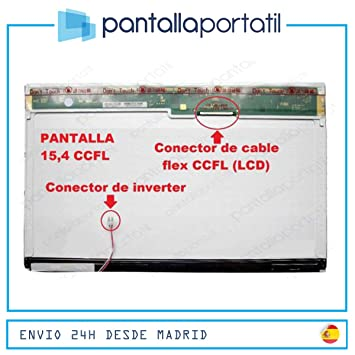 Desconocido Pantalla Brillo para portatil Acer Aspire 3614-WLCI 15.4 WXGA: Amazon.es: Electrónica