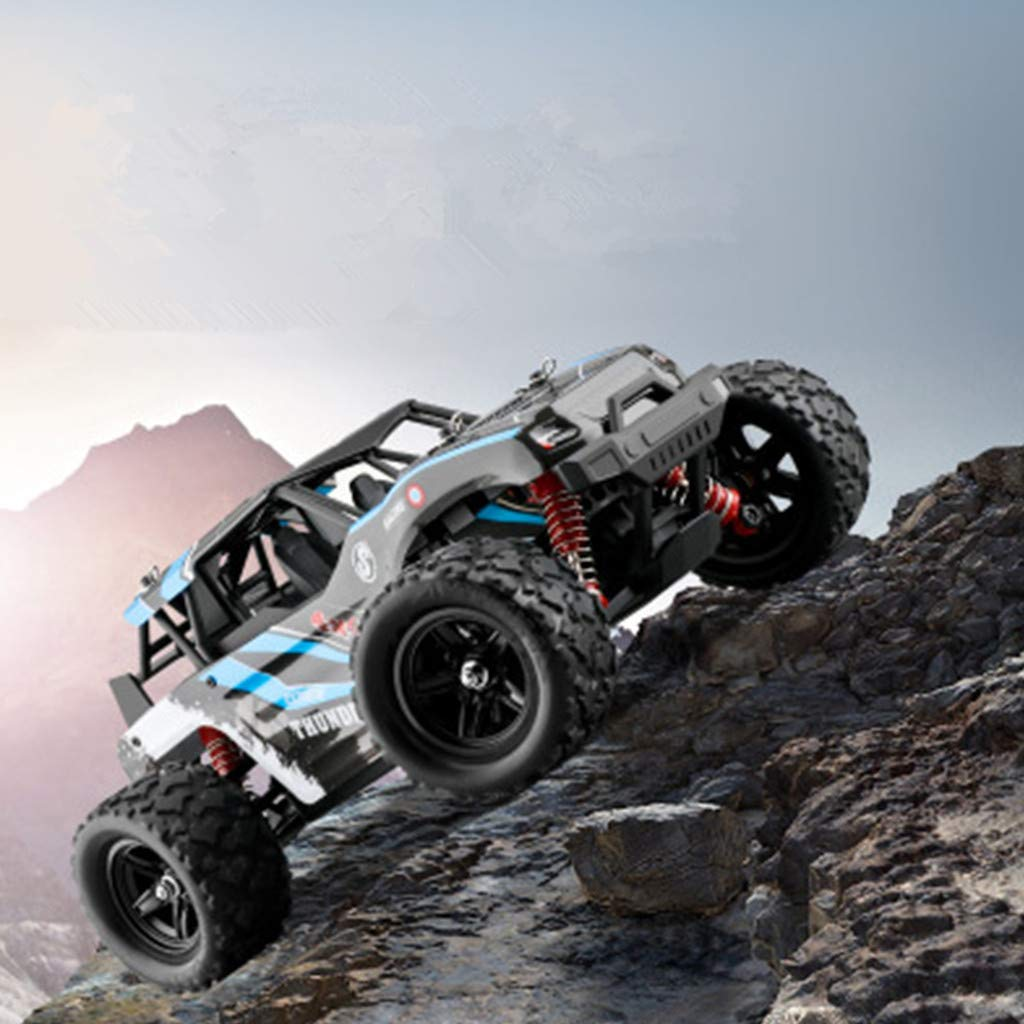 Remote Control RC Car Off Road High Speed Race Car Tracks 2.4G 4WD 50km/h Racing Car 4 Channel RC Rock Crawler Off-Road Vehicle Toy Climbing Buggy for Kids and Adults by DaoAG (Image #3)