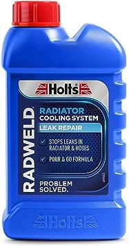 Holts Radweld Sella permanentemente Las Fugas del radiador y se Detiene el óxido Formando: Amazon.es: Coche y moto