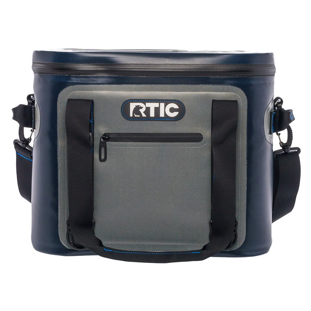 RTIC Soft Pack 30 - Blue / Grey by RTIC (Image #1)