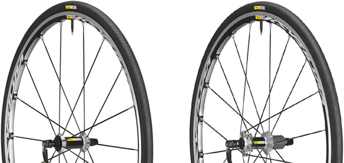 Mavic Ksyrium Elite S - Ruedas traseras bicicleta de carretera - Laufradsatz, WTS, 25, M11 negro 2015: Amazon.es: Deportes y aire libre