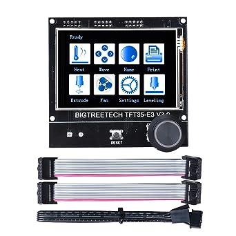 Amazon.com: BIGTREETECH TFT35 V3.0 - Controlador de pantalla ...