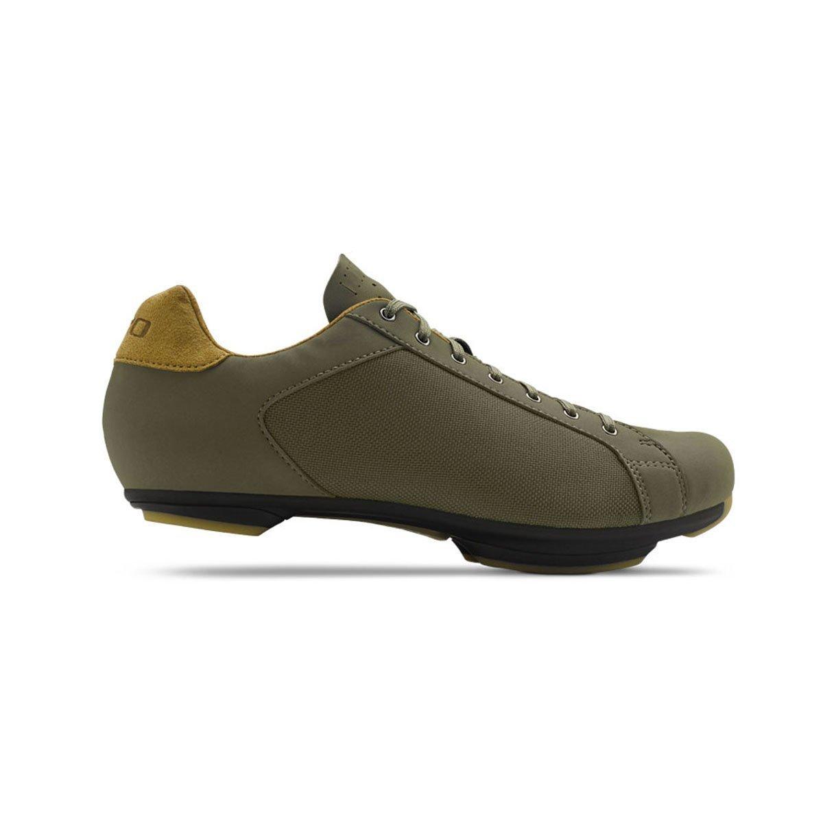 Giro Republic Road Bike shoes Gentlemen olive Size 43 2015 Racing bike shoes by Giro B00NEQW8ZM