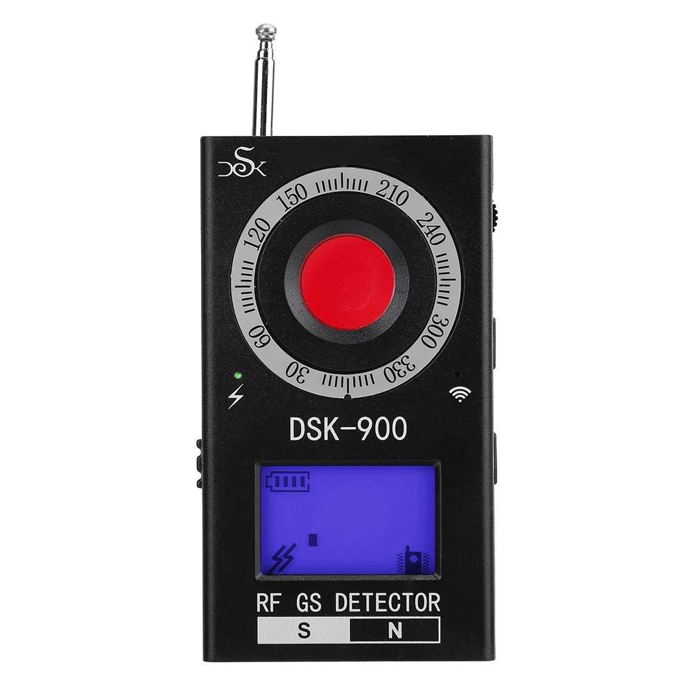 D/étecteur de signal GPS sans fil Mini 1MHz-6.5GHz Brouilleur de signal EU D/étecteur de signal multifonctionnel pleine bande de fr/équence