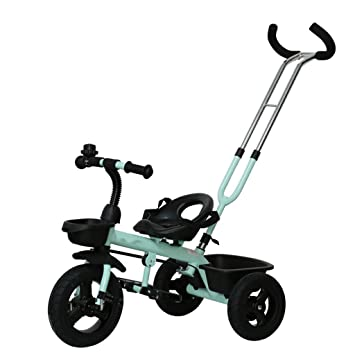 CGN- Bicicleta para niños, carrito de bebé para bebés ...