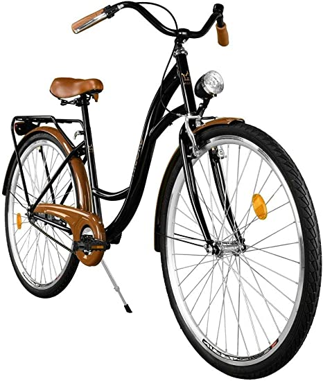 Milord. Cómoda Bicicleta de Ciudad, Bicicleta, 1 Velocidades ...