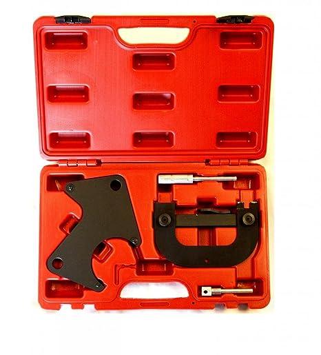 Nissan instalación 1.6L K4 M – Maletín con juego de herramientas 4 pc