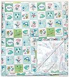 Tiny Care Plastic Sheet (XL, Green)