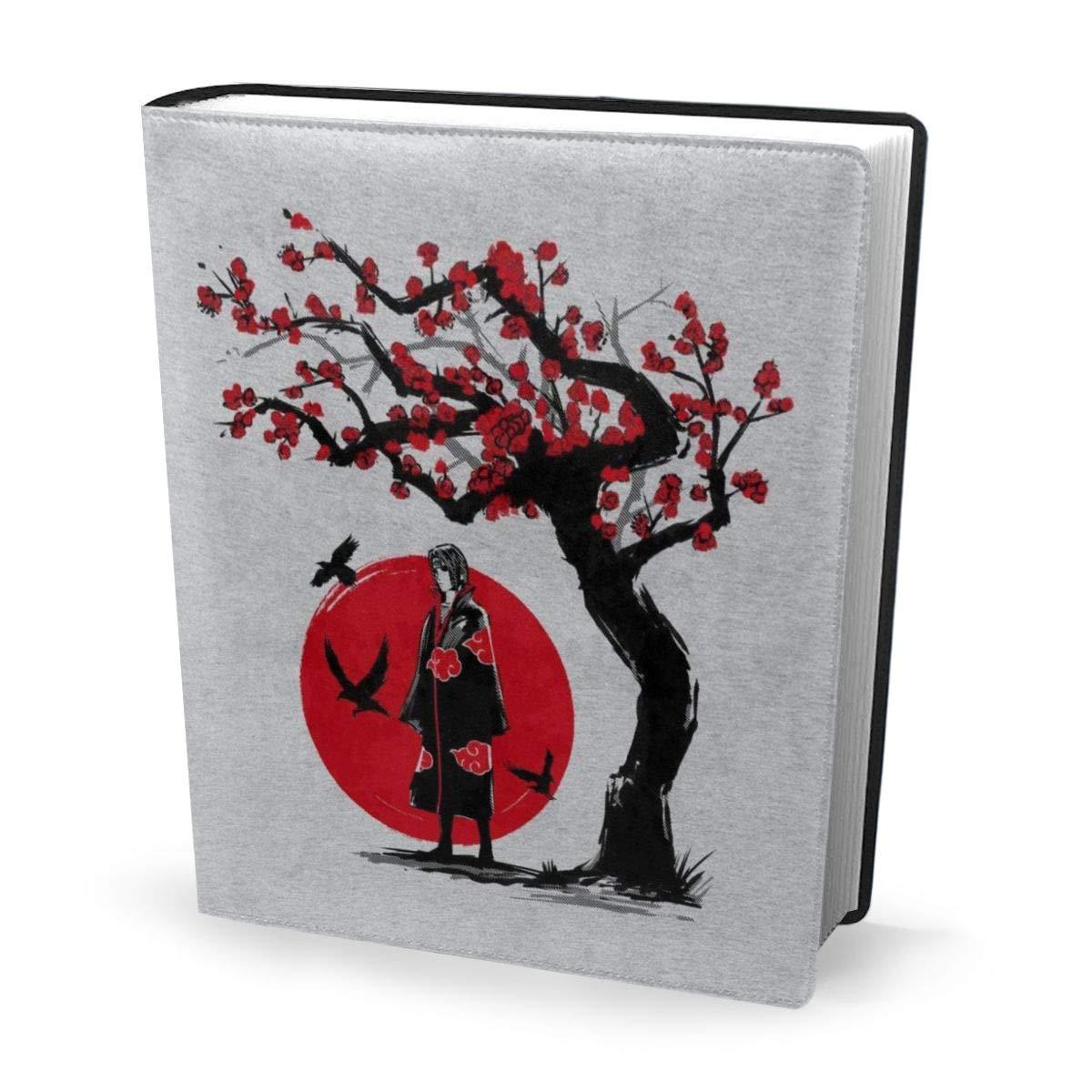 Funda para libro de 9 x 11 pulgadas Naruto Ninja bajo el sol ...
